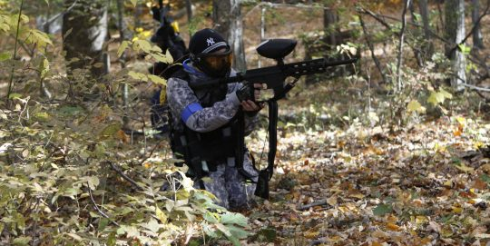 West Point Paintball hosts Fall Combat Classic