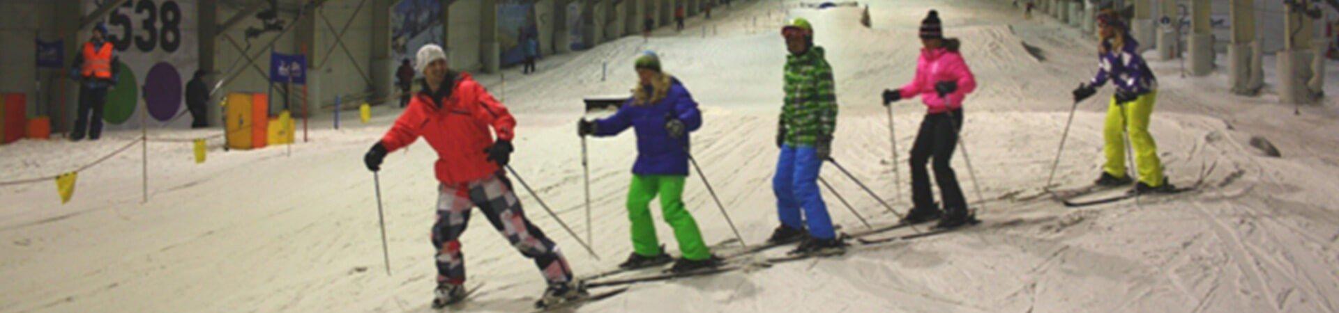 Skiën en Quad Rijden