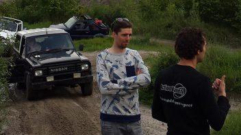 4WD Cursussen Terreinrijden