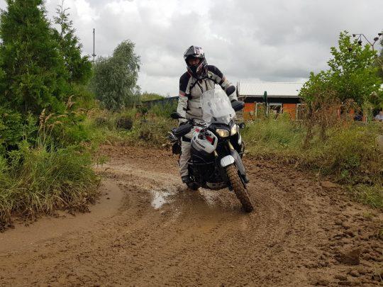 training motort